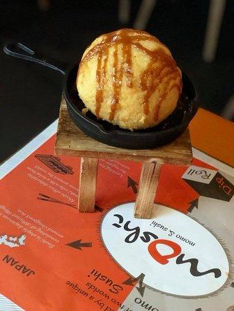 Moshi: Fried ice-cream