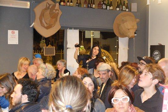 MPC Maison Publique de La Cervoise: un po di festa
