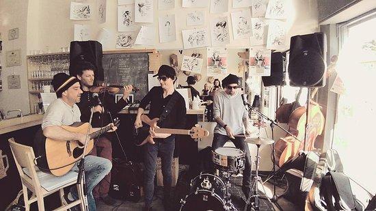 MPC Maison Publique de La Cervoise: musica dal vivo