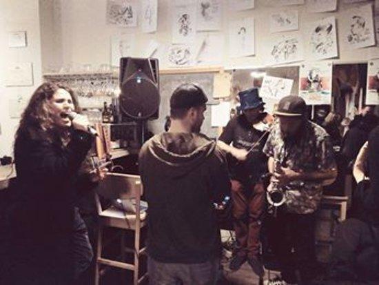 MPC Maison Publique de La Cervoise: musica