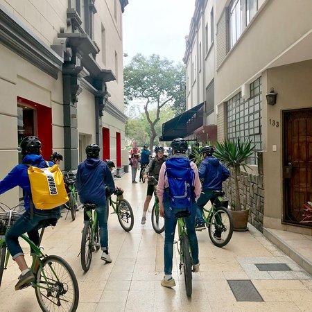 Green Bike Perú: Start Point