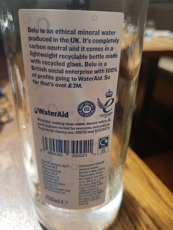 Lima: Ethical water