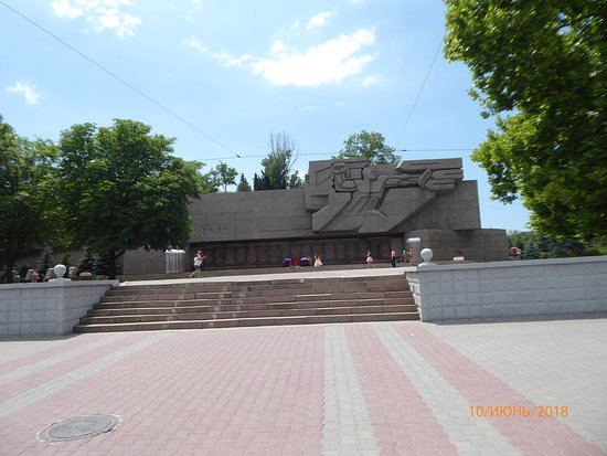 Memorial of Heroic Defense of Sevastopol