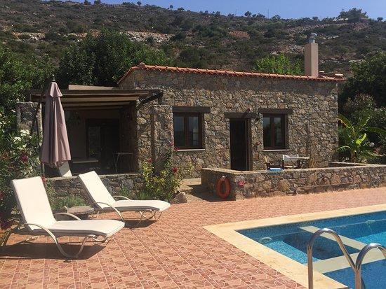 Melidoni X Village: Our villa