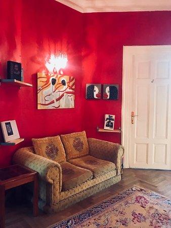 The Apartment: stanza
