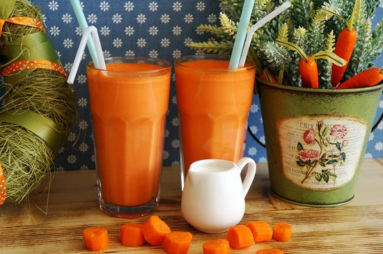 MorCOFFee: Морковные напитки