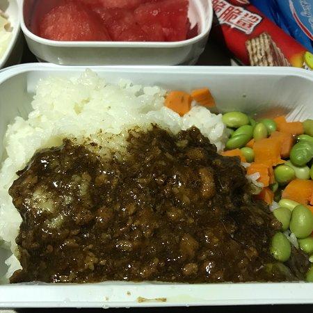 Air China: 機内食