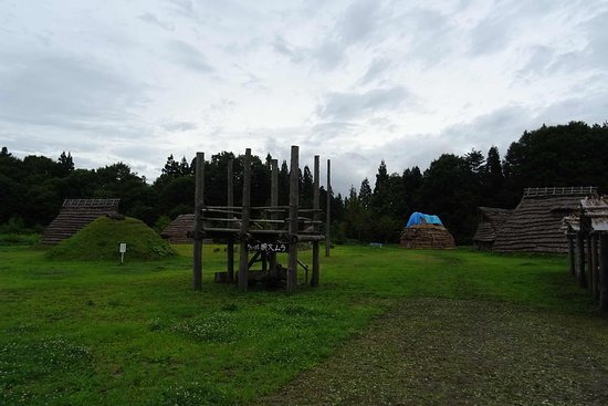 Tsunan Agriculture and Jomon Era Experience Training Hall Najomon