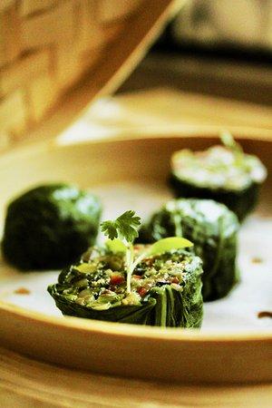 Kiara Soul Kitchen: Pok Choy Dumplings