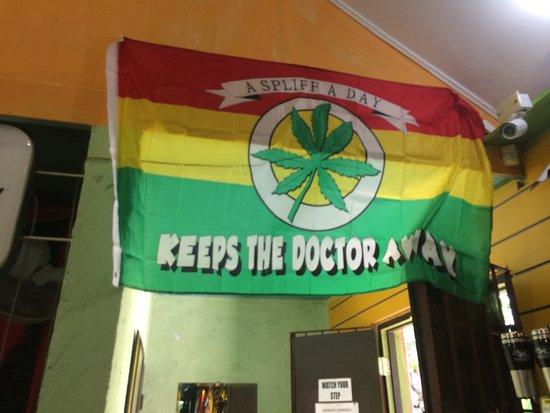 Bob Marley Experience: says it all!
