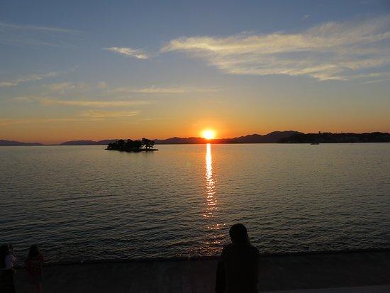 Shimane Prefecture, Japan: 残照が美しいです