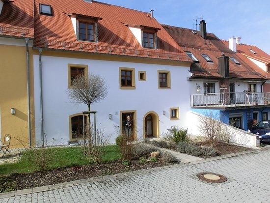 Kemnath, Germany: in diesem Haus haben wir gewohnt