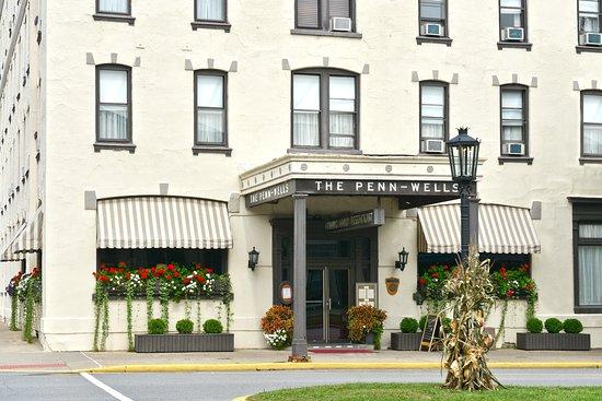 penn wells new years eve review of penn wells hotel wellsboro pa