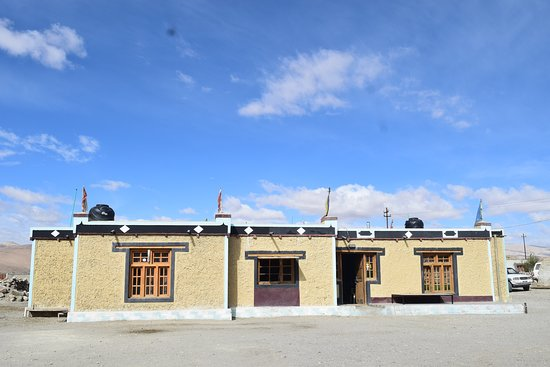 Hanle, Indien: Home stay
