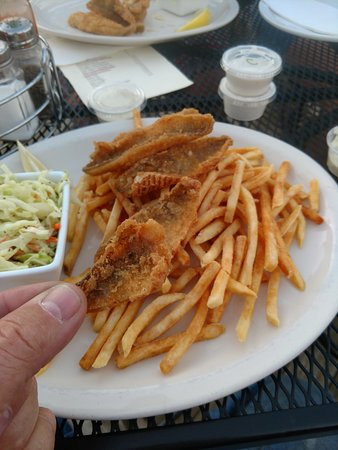 Linden, MI: This is the $15.99 perch dinner.