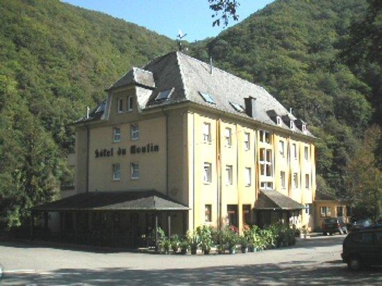 Bildergebnis für Hotel du Moulin Bourscheid