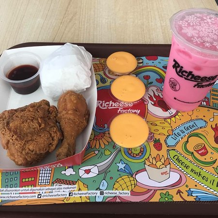 Not Worthy Review Of Richeese Factory Gajah Mada Plaza