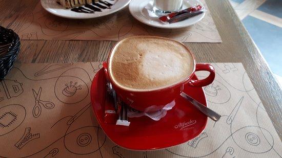 Tekstylia: kávé