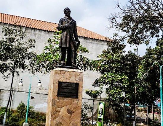 La Guaira, Venezuela: Plaza José María Vargas