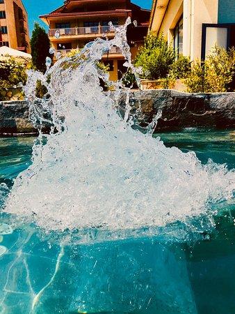 Devin, Bułgaria: hot tub jacuzzi outdoor