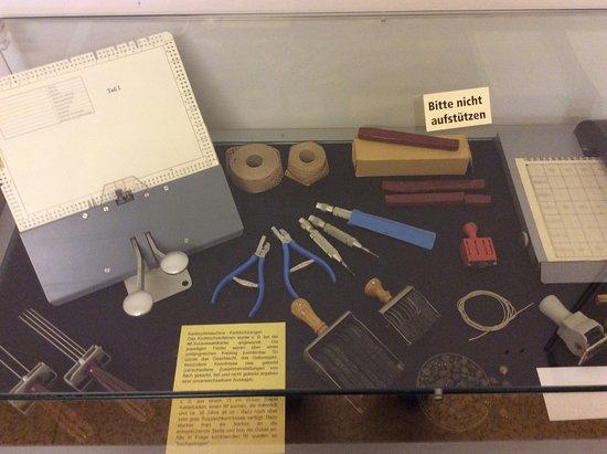 Museum in der Runden Ecke: Stasi Museum forging equipment