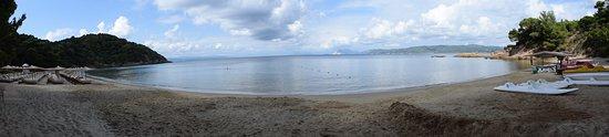 Banana Beach: пляж