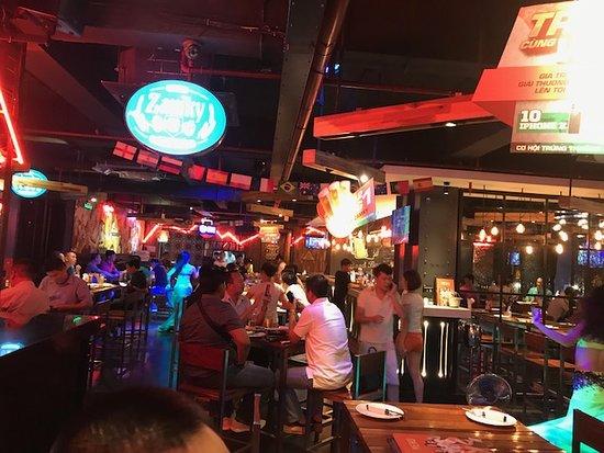 Vuvuzela Beer Club: bar