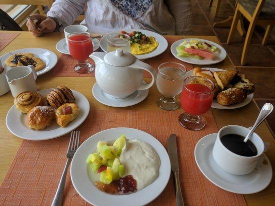 Jolie Ville Hotel & Spa - Kings Island, Luxor: Petit déjeuner