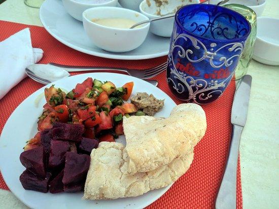 Jolie Ville Hotel & Spa - Kings Island, Luxor: Repas