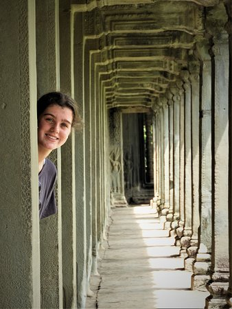 Amazing Angkor Adventure: Angkor Wat is spectacular monument in the world !