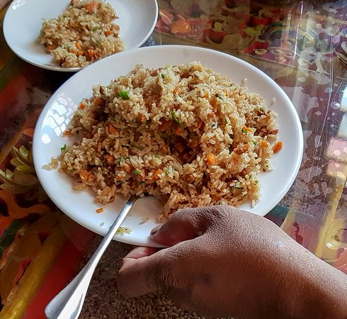 Tibetan Family Kitchen: Fried Rice