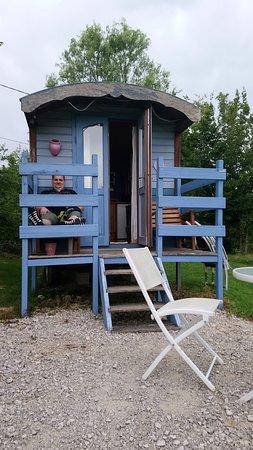 Le Deschaux, Frankrike: Petite pause détente