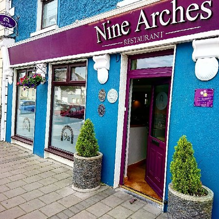 Ballymahon, Ireland: Nine Arches