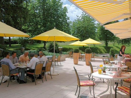 Besenfeld, Deutschland: Terrasse