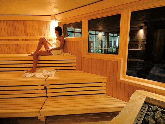 Besenfeld, Deutschland: Sauna