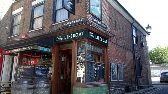 The Lifeboat Ale And Cider House: The Lifeboat