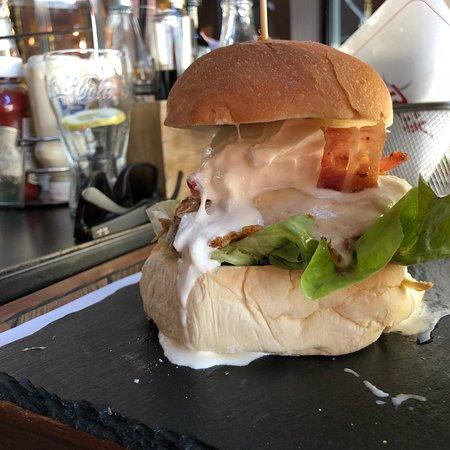 Biif Burger Ham & Pizza Foto