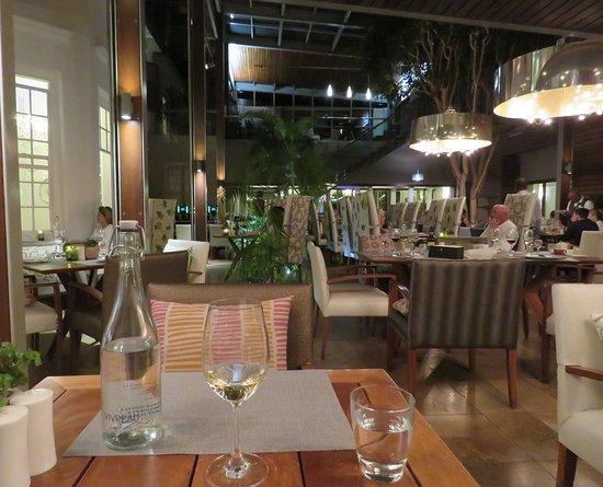 Claremont, Sudáfrica: Square restaurant