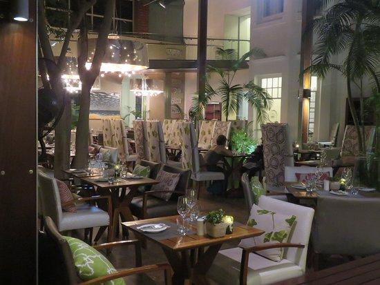 The Square Restaurant: Square restaurant