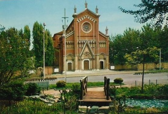 Alessandria, Italie : Vista dalla strada di fronte