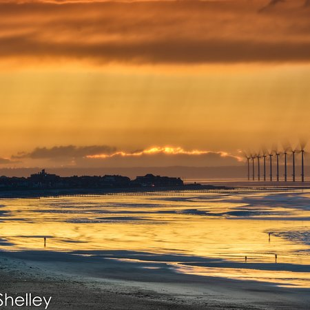 Marske-by-the-Sea, UK: Marske Sands Beach