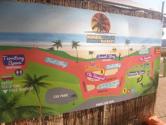 Mindil Beach Markets: MINDIL MARKETS AT LAST