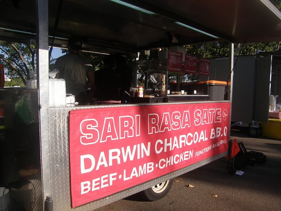 Mindil Beach Markets: SOME OF THE BEST BBQ YOU WILL EVER HAVE IN DARWIN