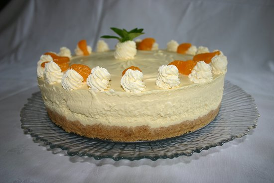 The Castle Coffee House & Eatery: Lemon cheese cake