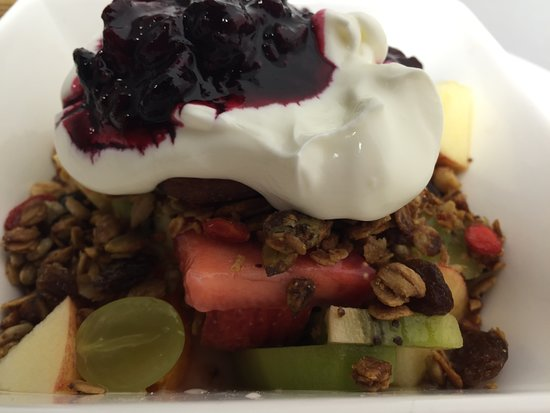 The Castle Coffee House & Eatery: Our special Granola