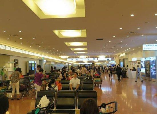 Tokyo International Airport (Haneda) Terminal 1 Observation Deck: Haneda