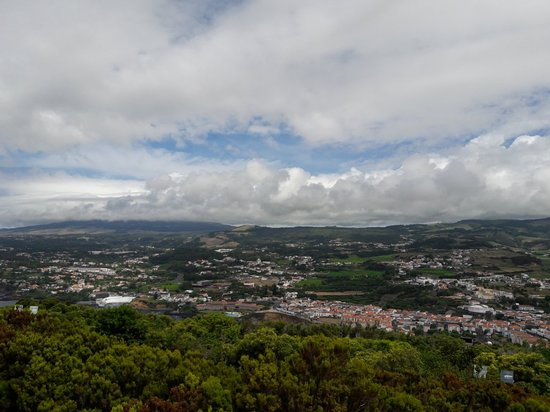 Monte Brasil Foto