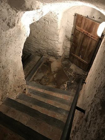 Krumlov Escape Game: Historické podzemí