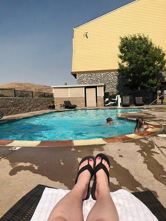 American Canyon, CA: The pool was nice