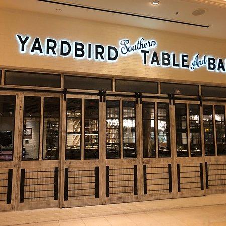 Foto de Yardbird Southern Table and Bar